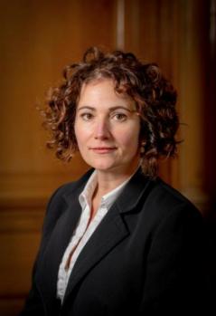 Councillor Angeliki Stogia, Executive Member for Environment