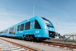 Alstom Coradia I-Lint hydrogen train
