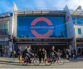 Brixton TfL Underground station