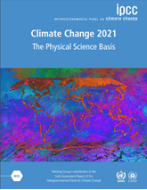 AR6 Climate Change 2021: The Physical Science Basis report