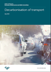 Decarbonisation of Transport report