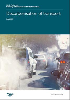 Decarbonisation of Transport report