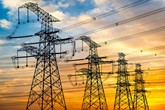 Power cables and pylons
