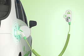 Electric Car, Electric Vehicle, Electric Plug, Charging, Cable