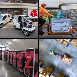 Cross River Partnership logistics hubs