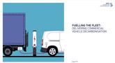 SMMT report: Fuelling the fleet: Delivering commercial vehicle decarbonisation