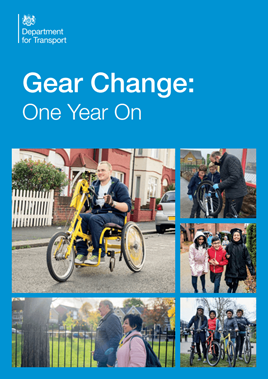 Gear Change: one year on report