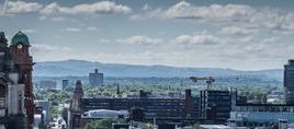 Greater Manchester landscape