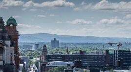 Landscape image of Greater Manchester