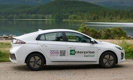 Go-Hi Enterprise Car Club vehicle