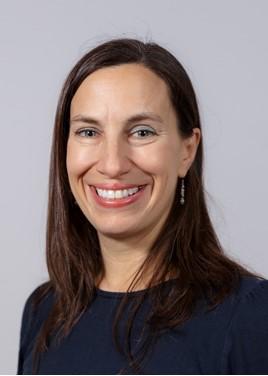 Jo Field, president, Women in Transport