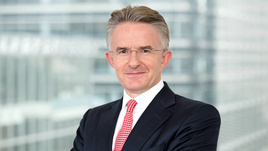 John Flint, CEO of UK Infrastructure Bank
