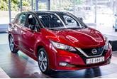 Nissan Leaf, 500,000th model