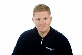 Liam Quegan, managing director of Manheim Auction Services and NextGear Capital
