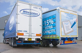 Longer semi trailer lorries (LSTs)