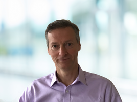 Paul Campion, CEO of TRL