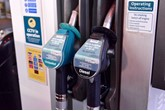 Petrol and diesel fuel pumps