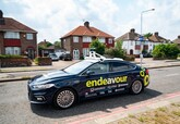 Project Endeavour driverless car