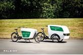 Raleigh E-Cargo bikes