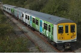 HydroFLEX hydrogen-powered train
