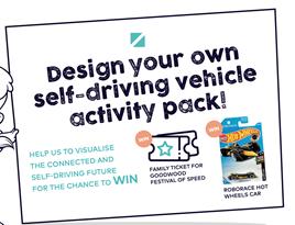 Zenzic autonomous vehicle design competition