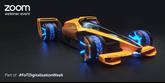 APC electric racing car