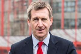 Dan Jarvis, Mayor of the Sheffield City Region