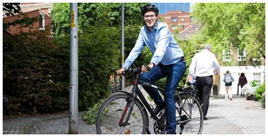 Will Norman, London's Walking and Cycling Commissioner