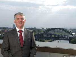 Patrick Melia: Sunderland is determined to become a leading UK smart city