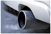 Exhaust tailpipe