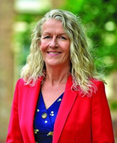 Cllr Louise Gittins, interim chair of Transport for the North (TfN)