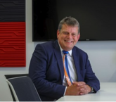 Martin Tugwell, chief executive at Transport for the North
