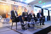 Panel of speakers at Smart Transport Conference