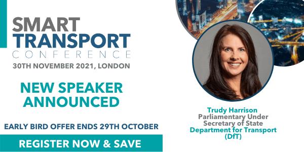 Smart Transport Conference - Trudy Harrison