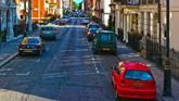 London on-street parking