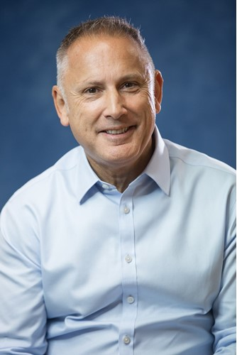 Trevor Hoyle, Senior Vice President, Ground Operations Europe FedEx Express