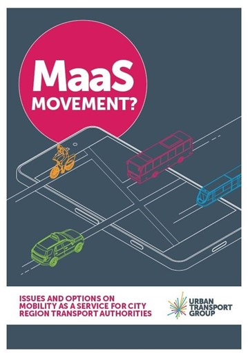 Urban Transport Group's report on the issues an